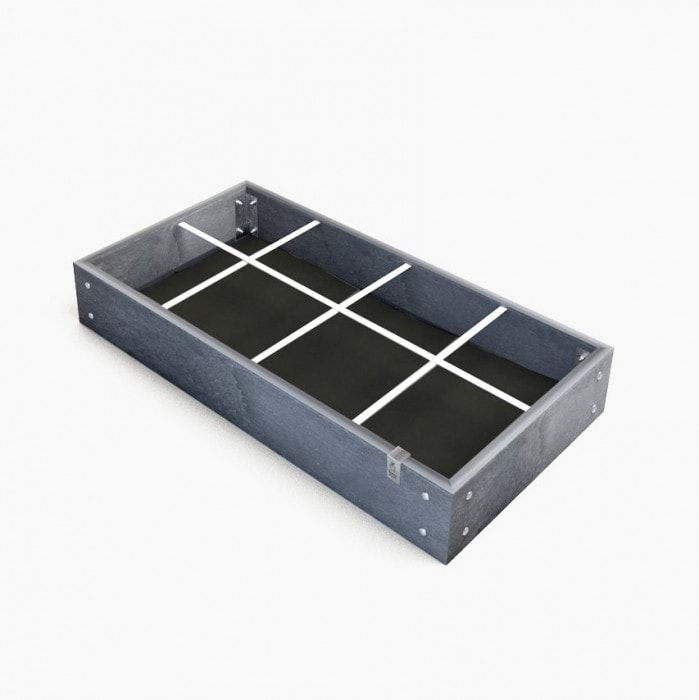 MM-Hero 60x120 Garden Box